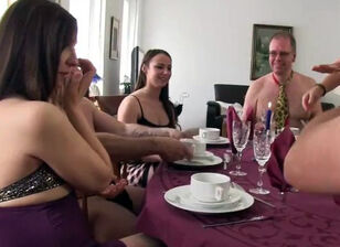 Real mature swingers porn