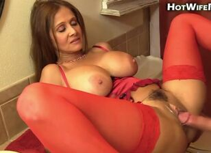 Hot wife impregnation