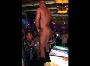 Naked male strippers