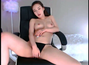 Cute asian naked